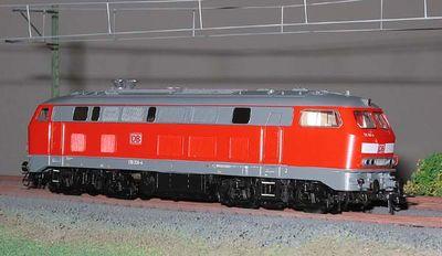 Flm 4236 Dbag V Br 218 Diesellokomotive Mobadaten